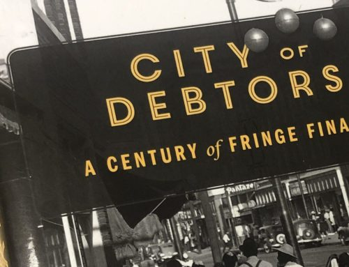 City of Debtors, a Century of Fringe Finance by Anne Fleming (Review)